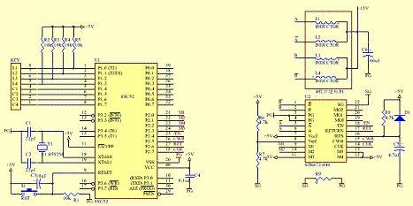 单片机控制步进电机系统