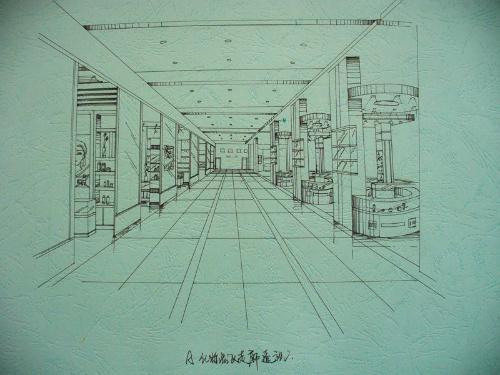 相机产品设计手绘图