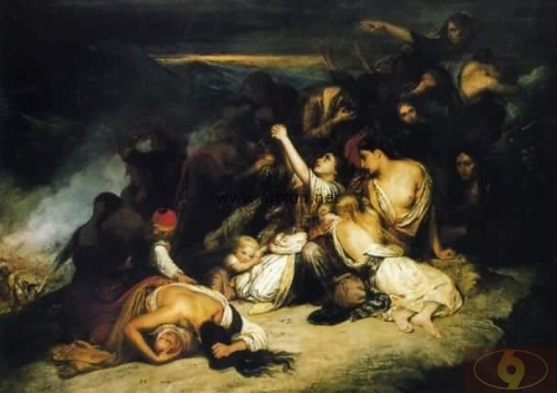 [转载]世界著名油画大师作品介绍