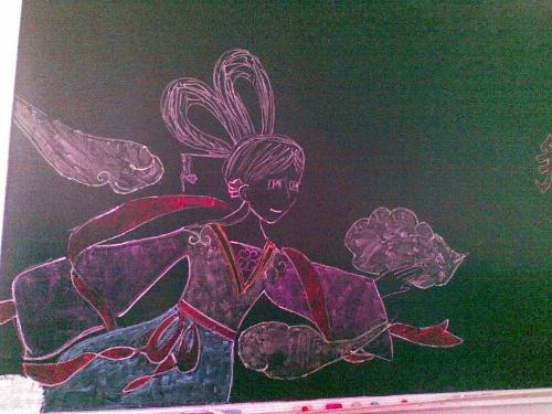 《我心中的月亮》主题班会-笑老师-我的搜狐