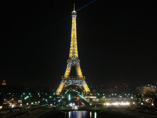 巴黎艾菲尔铁塔