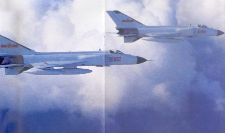 王伟和他的飞机