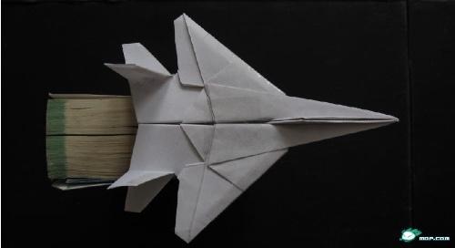 战斗纸飞机折法视频_f16纸飞机折法【相关词_ f17纸飞机折法】 - 随意贴