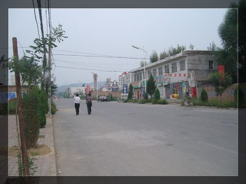 去忻州奇村洗温泉了!