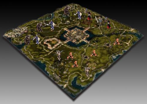 奇迹地图:1.勇者大陆