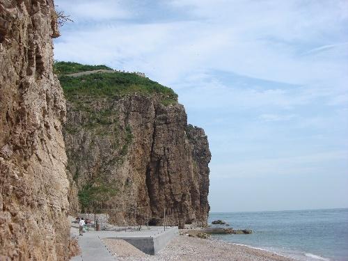 威海海驴岛游记