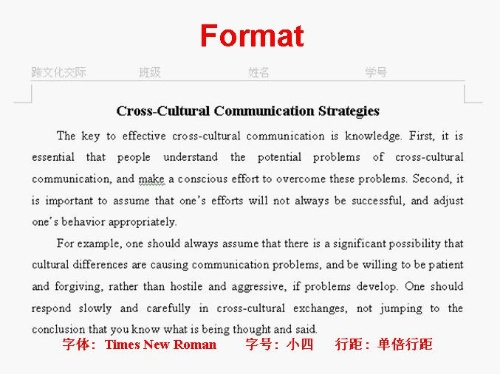 cross cultural communication essay Cross cultural communication - part 2 this paper is about comparing and contrasting the american style of communication and that of bahrain - cross cultural communication introduction different countries have their own interpretation for every single issue based on their culture background and their way of thinking.