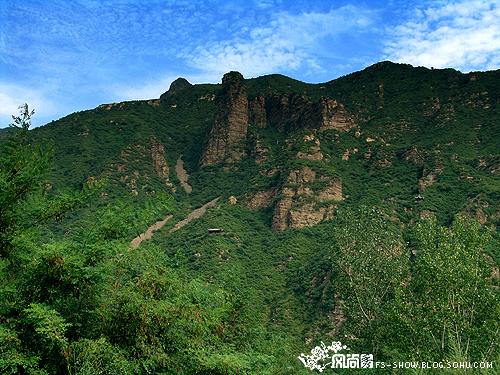 桃林口风景区位于秦皇岛北部山区,秦皇岛唐山交界处,是河北大型水利枢