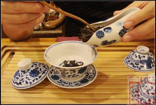 武夷岩茶的泡法视频图片