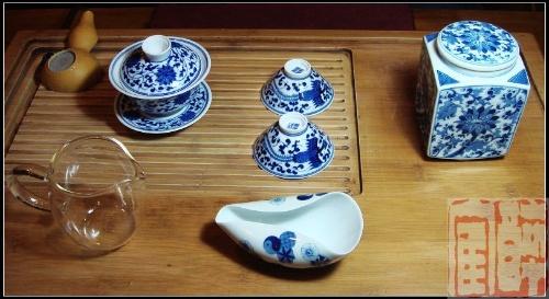 武夷岩茶肉桂泡法图片