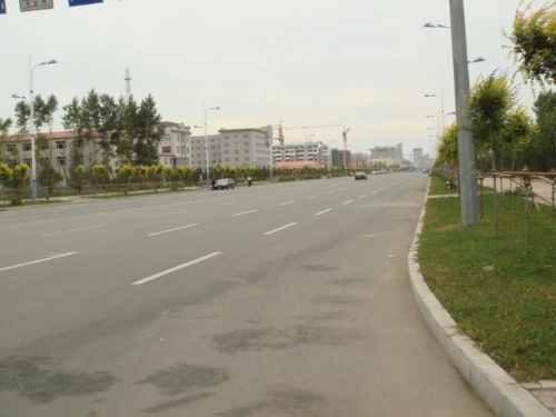 馬路兩邊的風景-悠悠然-我的搜狐