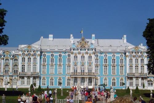 圣彼得堡/位于圣彼得堡的彼得大帝铜像