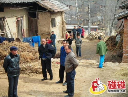 陕西省洛南县石门镇东山村小学生资助考察报告