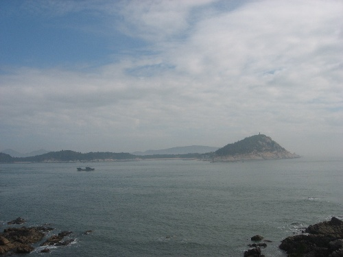 漳州东山岛风动石风景区