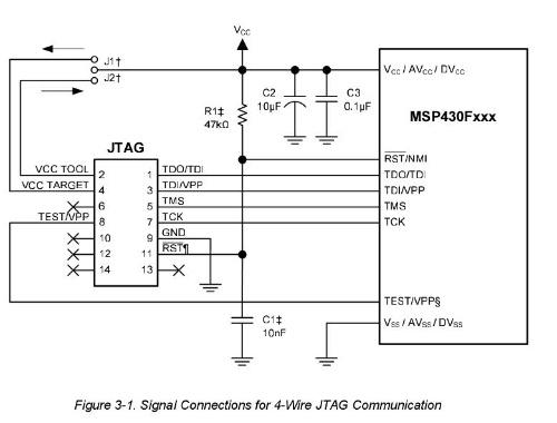 msp430单片机的2-wire