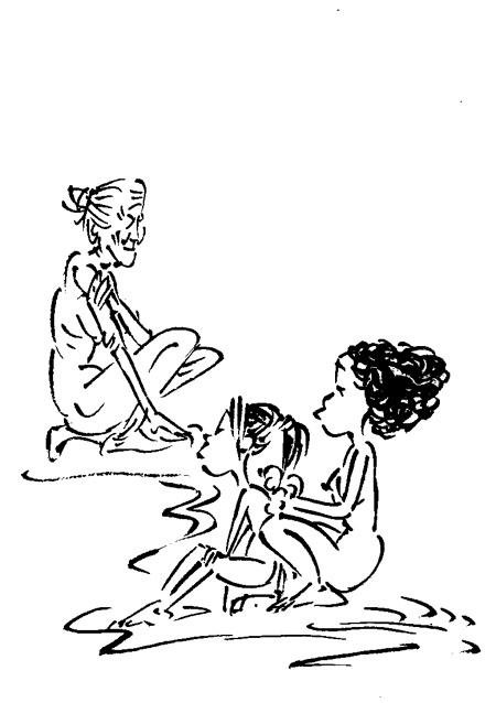 小孩全身簡筆畫