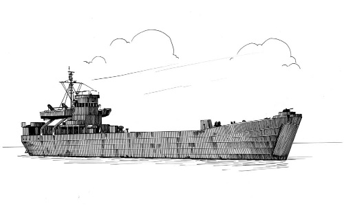 """1974年改舰号926.1999年""""大别山""""舰退役后,停泊在青岛海军博物馆."""