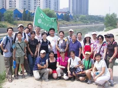 来自绿家园志愿者的春节祝福