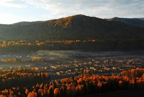 风景如画 新疆阿勒泰II