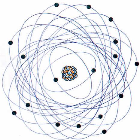 有逼的囹�a_(1)卢瑟福提出了原子的核式结构模型,这一模型建立的基础是a.