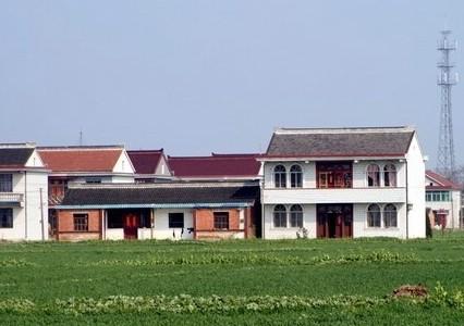 江南农民的别墅群