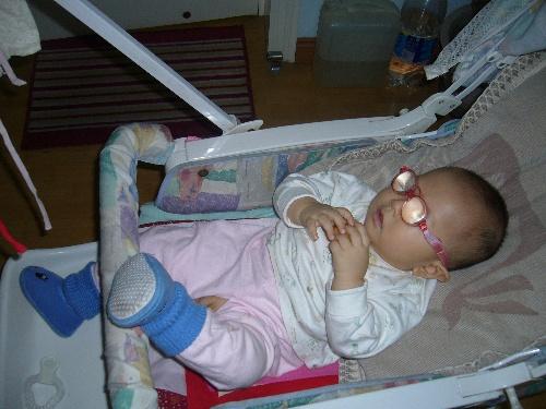 幼儿急疹第6天