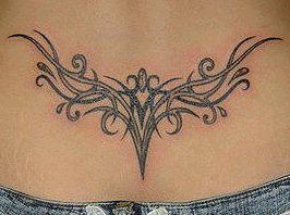 女生腹部盖妊娠纹纹身_女生腹部盖妊娠纹纹身分享展示