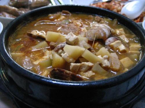 周末厨房-韩式料理图片