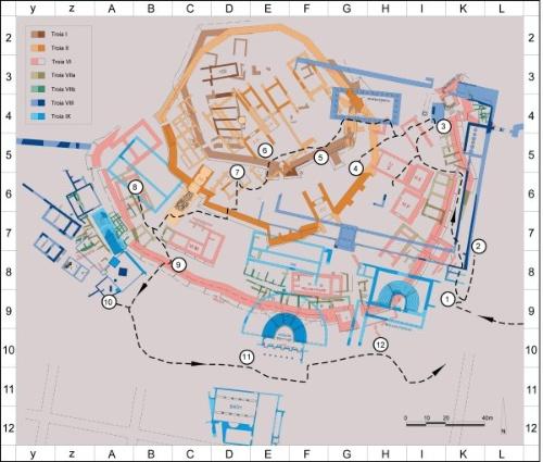 奥德地图全图高清版