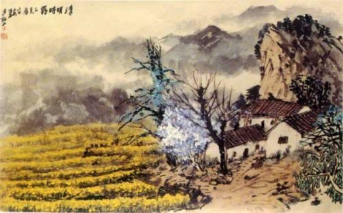清明节的由来与诗歌 友情的功夫茶 搜狐博客