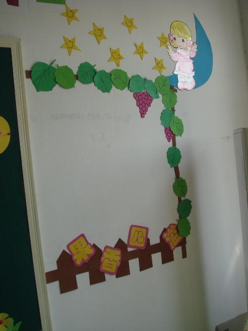 一年级教室布置设计图片8
