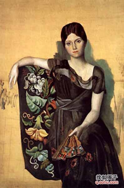 毕加索名画欣赏 当代艺术